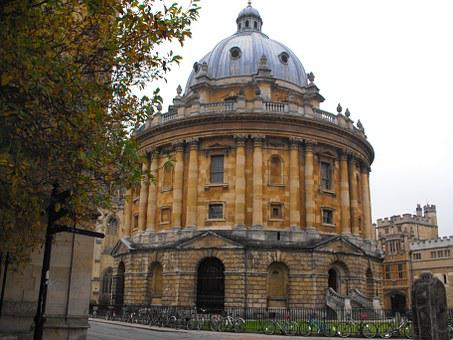 Radcliffe Science Library, Oxford, Landmark, Historic
