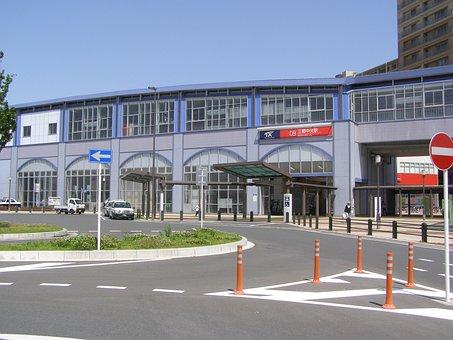 Tsukuba Ex, Train, Misato Station