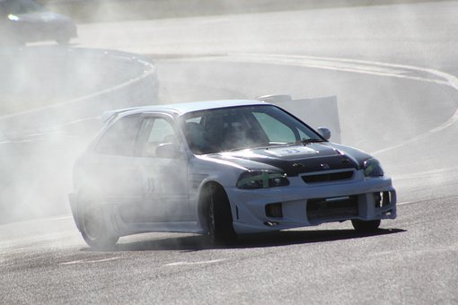 Tsukuba, Circuit, Driving Society, Race, Automotive
