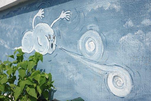 Mural, Chuncheon, Answer