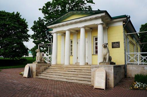 Moscow, Kolomna, Palace