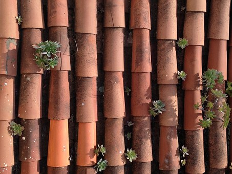 Roof, Texas, Verol, Texture, Old Building, Houses