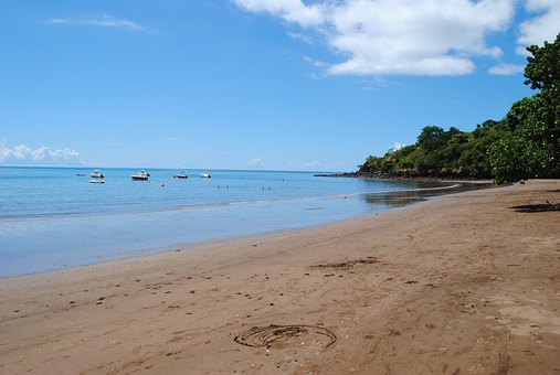 Trévani, Beach, Mayotte, Indian Ocean