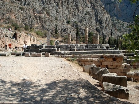 Delphi, Greece, Oracle, Central Greece