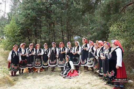 Traditional, Ethno, Ethnic, Folk, Folklore, Fest