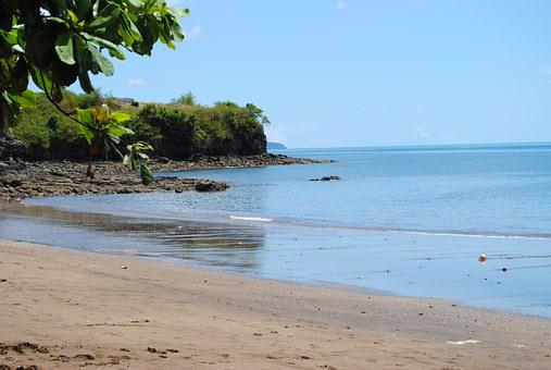 Trevani, Beach, Mayotte