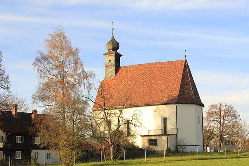 Buchberg, Church, Chapel, Village Church, Romantic