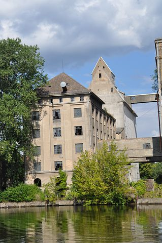Ruin, Müritz, Steinfoerde