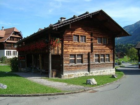Brother Klaus, Residence, Saxeln, Sachseln