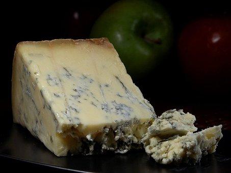 Stilton Blue Cheese, Blue Mold, Mold, Noble Mold