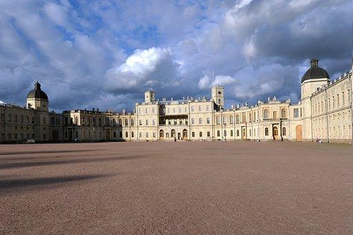 Gatchina Palace, Palace Of Paul 1