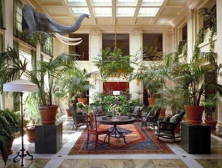 George Eastman House, New York, Interior, Luxurious
