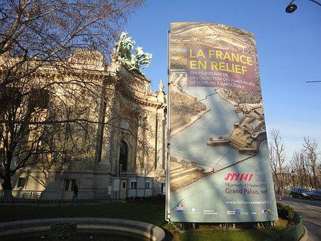 Petit Palais, Paris, France, Champs Elysee, Art Nouveau