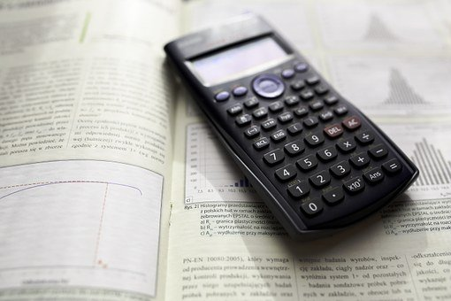 Calculator, Scientific, Numbers, Finance, Statistics
