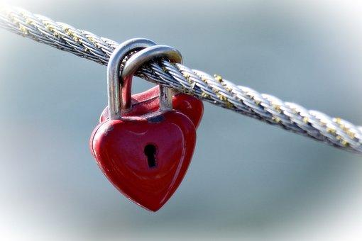 Love Castle, Castle, Symbol, Love, Padlock, Love Symbol