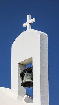 Cyprus, Frenaros, Ayia Varvara, Church, Orthodox