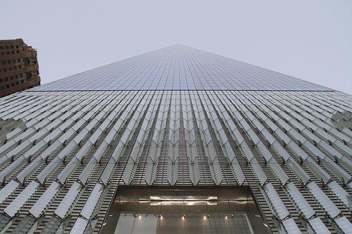 New York, Manhattan, A World Trade Center, One World
