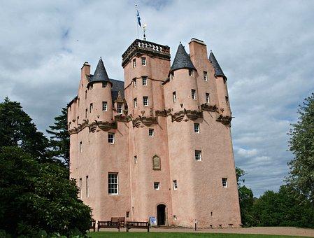 Craigievar Castle, Castle, Aberdeen, Craigievar