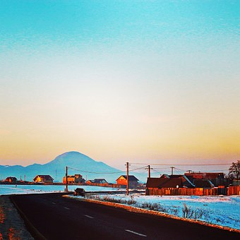 Road, Romania, Visit Romania, Bran, Beasov