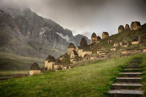 Dargavs, Ossetia, Kakaz