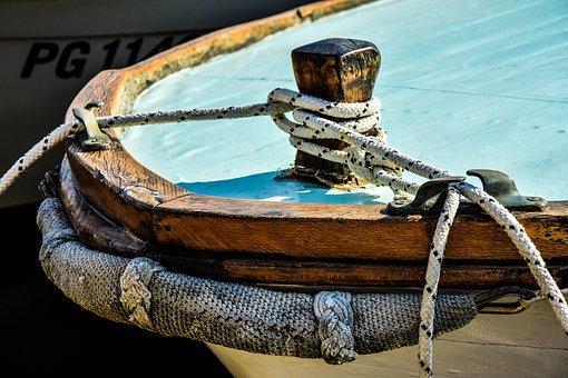 Boat, Wooden Boat, Old Boat, Boat Of Wood, Old Building