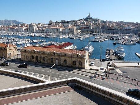 Marseille, Old Port, Good Mother