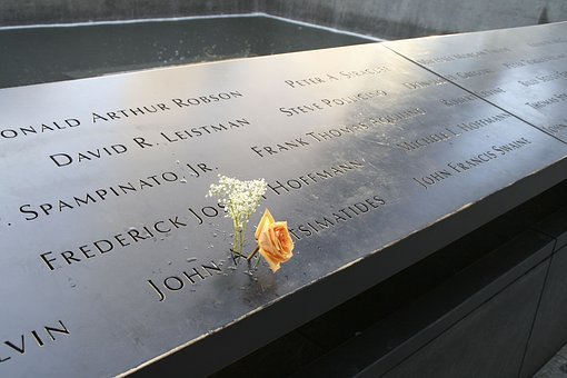 New York, September 11th, Monument, World Trade Center