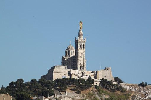 Marseille, The Good Mother, France, South Of France