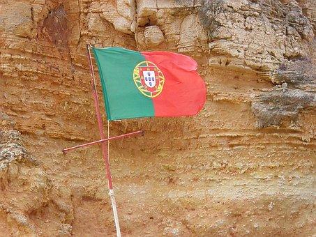 Portuguese, Portuguese Flag, Emblem, Flag, Symbol