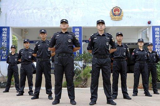 Jiangxi Normal, Xiaowei Dui, Campus Safety