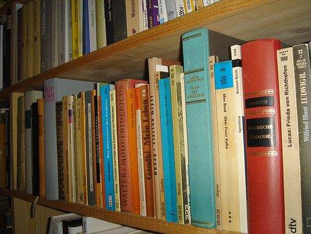 Books, Book, Library, Read, Bookcase, Book Shelf