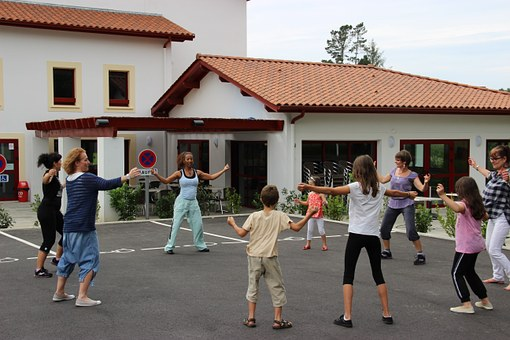 Zumba, Dance, Gymnastics
