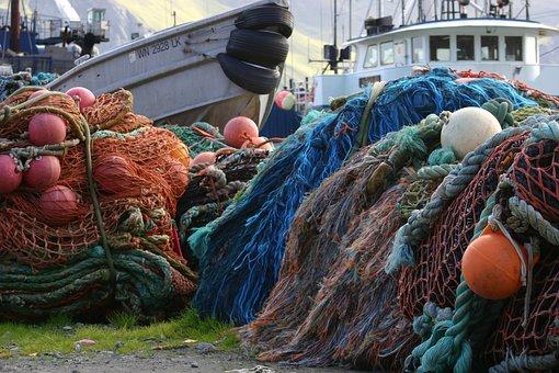 Dutch Harbor, Alaska, Harbor, Ships, Boats, Dock, Coast