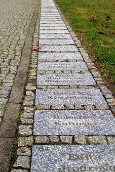 Jews, Holocaust, Monument, Arrays, Memory, Boat