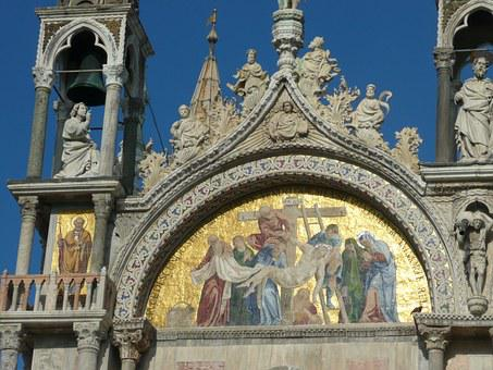 Venice, Basilica Di San Marco, Christian, Italy
