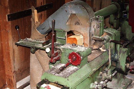 Zimmermann, Machine, Wood, Craft, Workshop, Wooden Shoe
