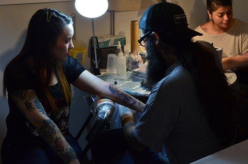 Tattoo Expo, Tattoos, Tattoo, Exhibition, Santiago