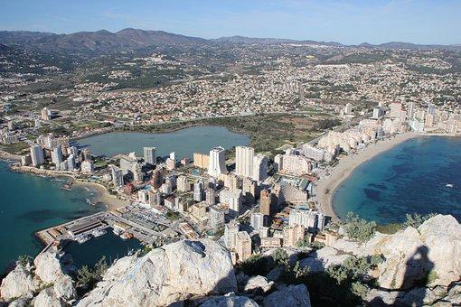Calpe, Alicante, Spain