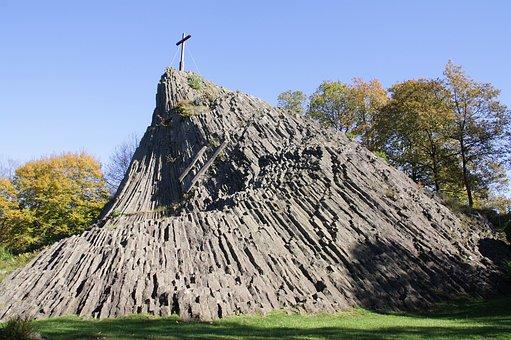 Basalt, Rock Formation, Columnar Basalt, Type Of Rock