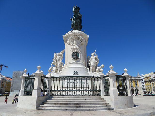 Lisbon, Arch, City Centre, Praça Do Comércio, Praca