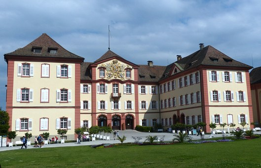 German Order Castle, Villa, Castle, Mainau Island