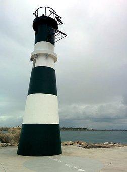 Lighthouse, Aveiro, Portugal