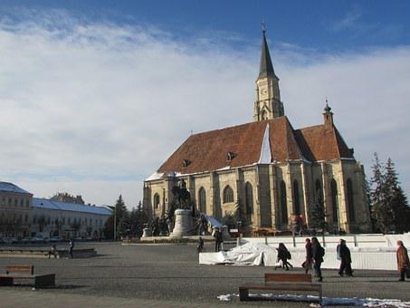 Cluj Napoca, Church, Transylvania, Orthodox, Cathedral