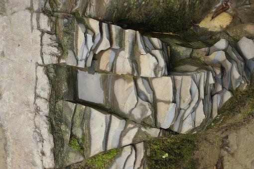 Stones, Shales, Mudrock, Natural, Rock