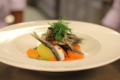 Baltic Herring, Food