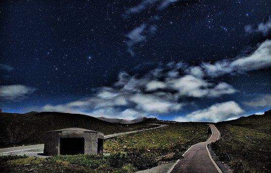 Sky, Star, Horoscope, The Night Sky, Cloud, Blue