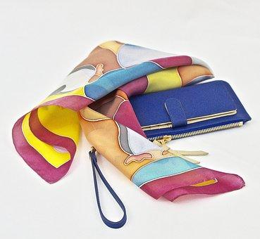 Fashion, Scarf, Female, Stylish, Glamour, Luxury