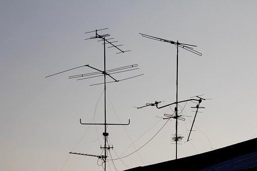 Antennas, Reception, Radio, Communication, Transmitter