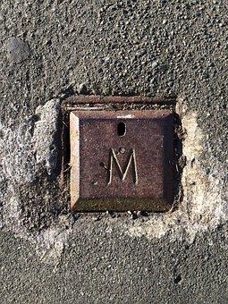 Letter, Concrete, Alphabet, Stone, Industrial