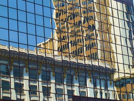 Window, Windows, Mirrored, Mirror